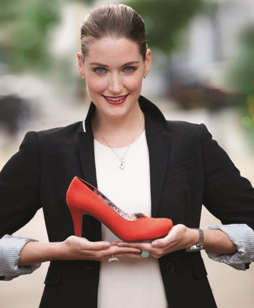 Latest fashion in shoes 96