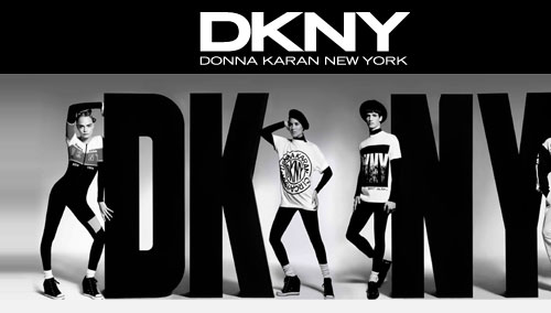 DKNY Fashion Clothing for Celebrities - DKNY Clothing for