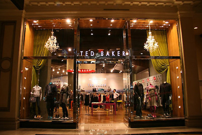 0baab8e037249d Ted Baker has a portfolio of stores in the UK and the USA and is also  present in leading department stores.