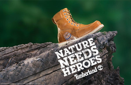 Timberland Boots Advertising Campaigns - Timberland Ad ... Timberland Boots